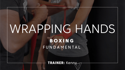 Fundamentals | Wrapping Hands by TITLE Boxing Club