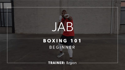 Boxing 101 | Jab by TITLE Boxing Club