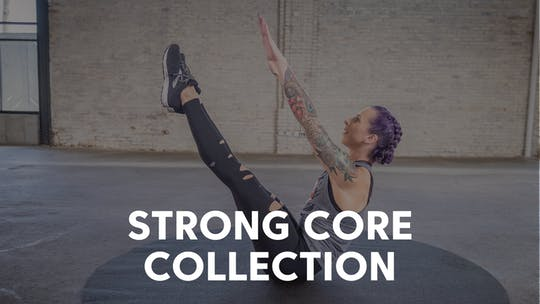 Strong Core Collection by TITLE Boxing Club