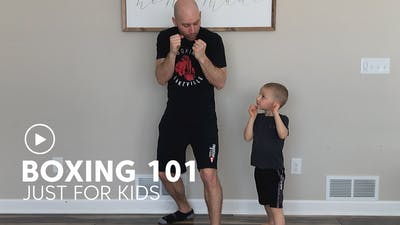 Boxing 101 For Kids by TITLE Boxing Club