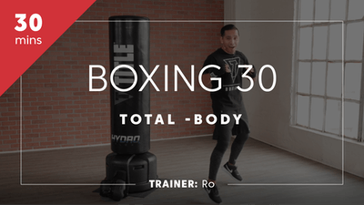 Boxing 30 with Ro by TITLE Boxing Club