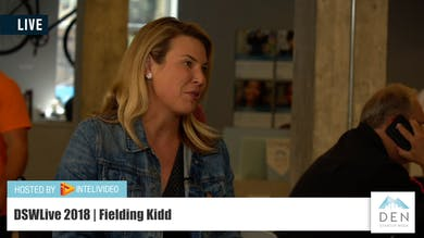 Fielding Kidd | Director of Business Partnerships at Comcast NBCUniversal LIFT Labs by DSWLive