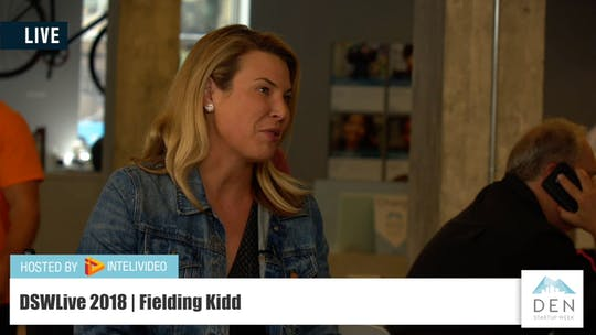 Instant Access to Fielding Kidd | Director of Business Partnerships at Comcast NBCUniversal LIFT Labs by DSWLive, powered by Intelivideo