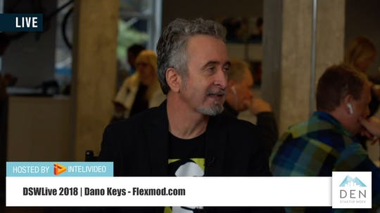 Instant Access to Dano Keys | CEO of FlexMOD by DSWLive, powered by Intelivideo