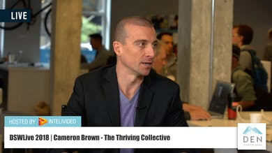 Cameron Brown | Founder Of The Thriving Collective by DSWLive