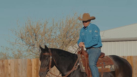 Get access to Brad Barkemeyer: Fixing a Buddy Sour or Barn Sour Horse by Horse&Rider OnDemand