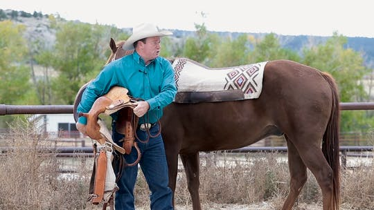 Get access to Ken McNabb: How to Saddle Easier by Horse&Rider OnDemand