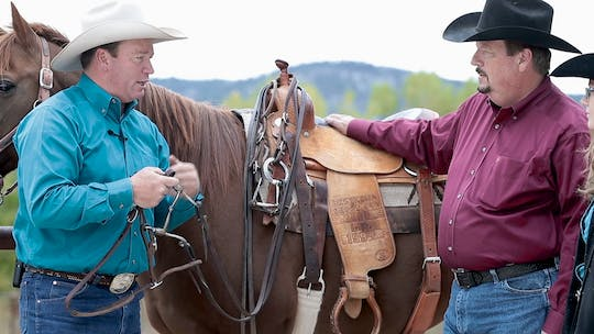 Get access to Ken McNabb: Measure a Bit's Leverage by Horse&Rider OnDemand