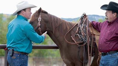 Ken McNabb: New-Bit Advice by Horse&Rider OnDemand