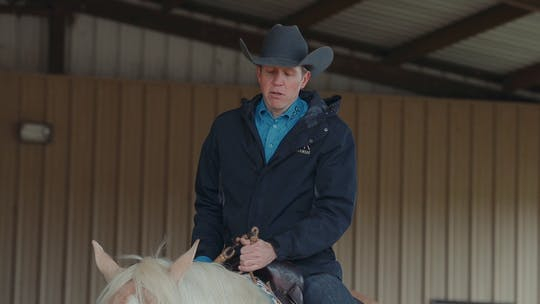 Get access to Bud Lyon: Gait Extensions by Horse&Rider OnDemand