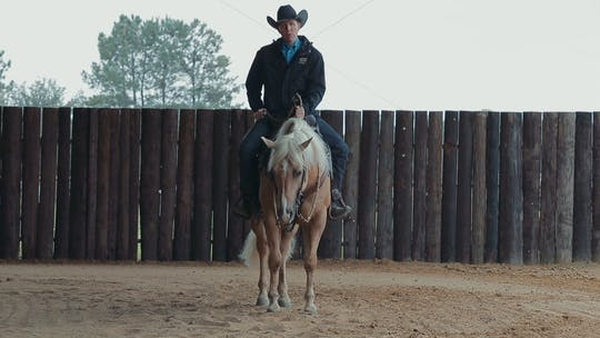 Get access to Bud Lyon: Plant the Pivot Foot by Horse&Rider OnDemand