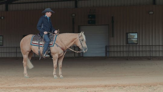 Get access to Bud Lyon: Learn the Sidepass by Horse&Rider OnDemand