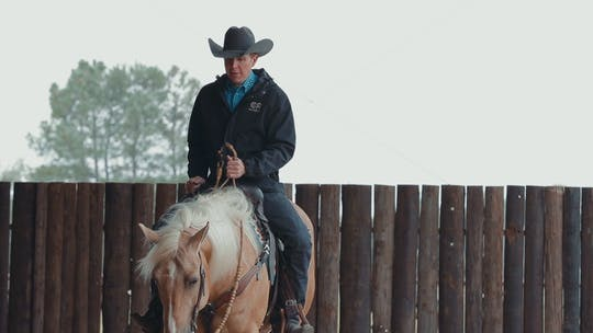 Get access to Bud Lyon: Reining Spin Vs. Ranch Riding Spin by Horse&Rider OnDemand