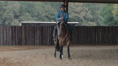 Bud Lyon: Start and Stop a Spin by Horse&Rider OnDemand