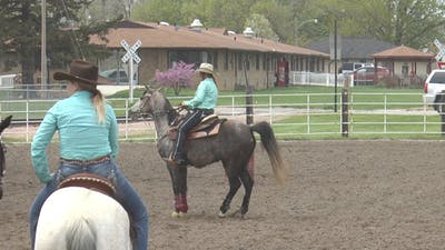 Amberley Snyder: Points on a Barrel Exercise by Horse&Rider OnDemand