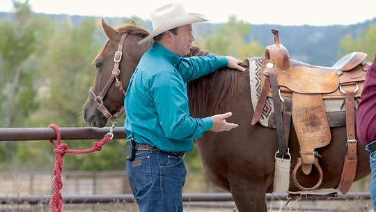Get access to Ken McNabb: Cinches by Season by Horse&Rider OnDemand