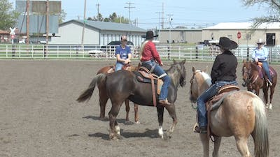 Amberley Snyder: Barrel Racing Drill by Horse&Rider OnDemand