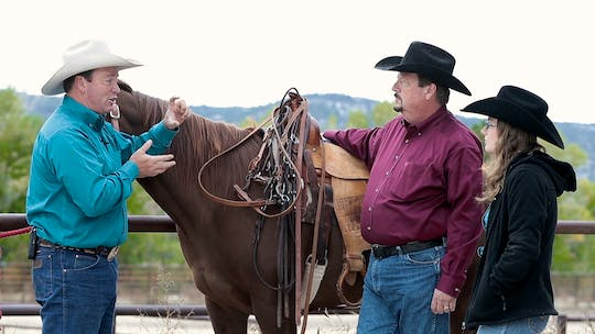 Get access to Ken McNabb: Why Shank Length Matters by Horse&Rider OnDemand