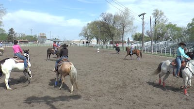 Instant Access to Amberley Snyder: Hindquarters Drill by Horse&Rider OnDemand, powered by Intelivideo