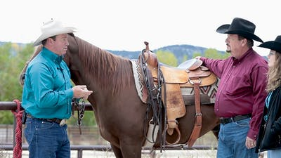 Ken McNabb: How it Works - Snaffle-Bit Pressure by Horse&Rider OnDemand