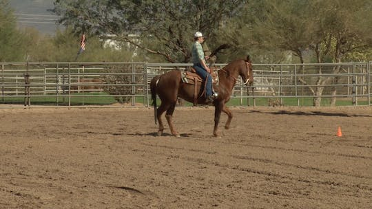 Get access to Al Dunning: Ranch Riding Pattern Evaluation #2 by Horse&Rider OnDemand