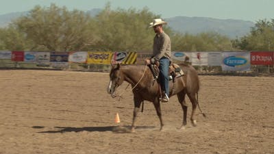 Al Dunning: Ranch Riding Pattern Evaluation #3 by Horse&Rider OnDemand