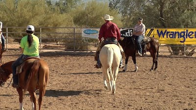 Instant Access to Al Dunning's Basic #1: Go Forward Readily by Horse&Rider OnDemand, powered by Intelivideo