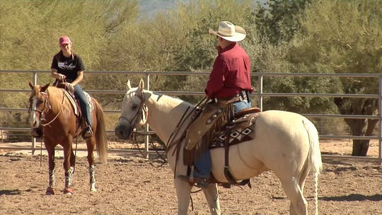 Get access to Al Dunning's Basic #3: How to Stop Your Horse by Horse&Rider OnDemand