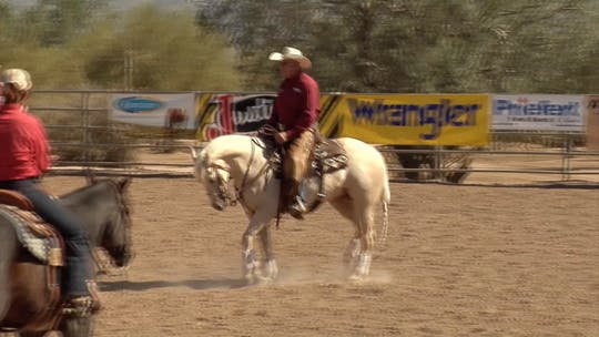 Get access to Al Dunning's Basic #4: How to Back Up Your Horse by Horse&Rider OnDemand