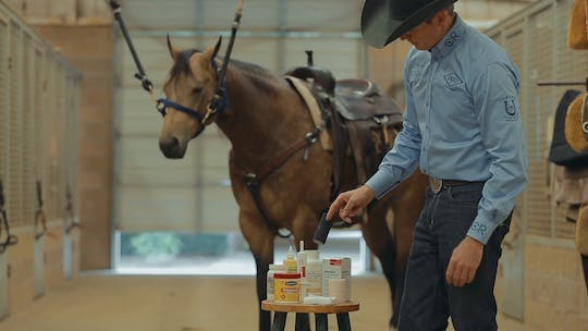 Get access to Bud Lyon: First-Aid Necessities by Horse&Rider OnDemand