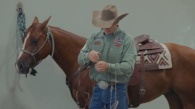 Brad Barkemeyer: Noseband/Cavesson Adjustment by Horse&Rider OnDemand