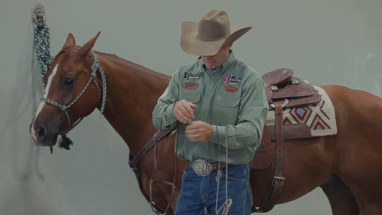 Get access to Brad Barkemeyer: Noseband/Cavesson Adjustment by Horse&Rider OnDemand