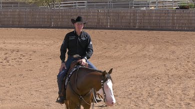 Bud Lyon: Speed Control for Ranch Riding by Horse&Rider OnDemand