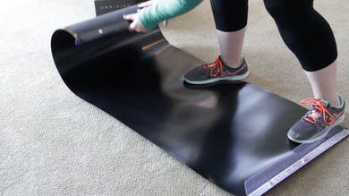 How to Use Your Obsidian Slide Board by Obsidian Fitness
