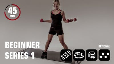 Beginner Series 1 by Obsidian Fitness