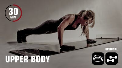 Upper Body by Obsidian Fitness