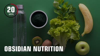Nutrition Guidance Treat Deficiencies First by Obsidian Fitness