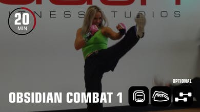 Obsidian Combat 1 by Obsidian Fitness