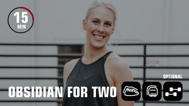 Obsidian for TWO by Obsidian Fitness