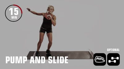 Pump and Slide by Obsidian Fitness
