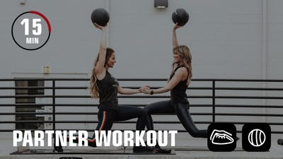 Partner Workout by Obsidian Fitness