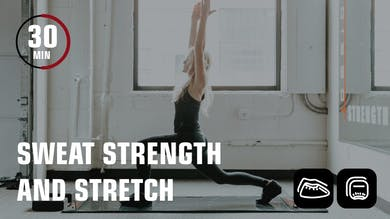 Sweat, Strength and Stretch by Obsidian Fitness