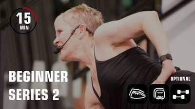 Beginner Series 2 by Obsidian Fitness