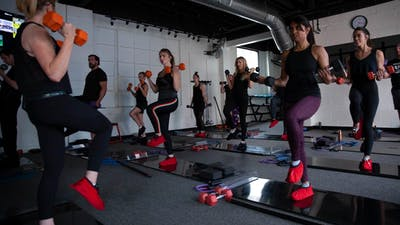 Intermediate by Obsidian Fitness