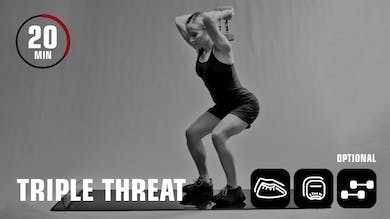 Triple Threat by Obsidian Fitness