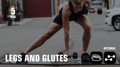 Legs and Glutes by Obsidian Fitness