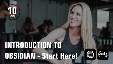Introduction to Obsidian | Start Here! by Obsidian Fitness