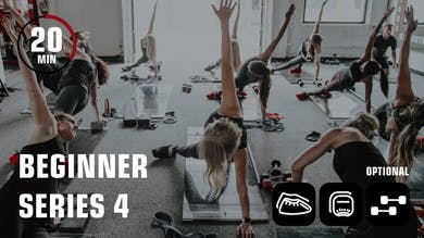 Beginner Series 4 by Obsidian Fitness