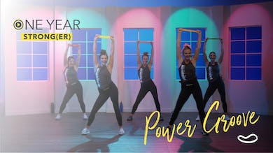 POWER GROOVE by Jazzercise On Demand