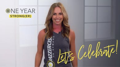 ONE YEAR STRONG(ER) by Jazzercise On Demand